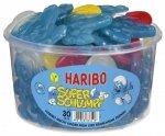 Haribo Żelki Mega Smerfy  Super Schlumpf 10cm 30szt Wege