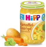 Hipp Bio Gulasz Kartoflany z Warzywami 12m 250g