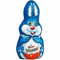 Zajączek Kinder Niespodzianka Wielkanoc Chłopczyk