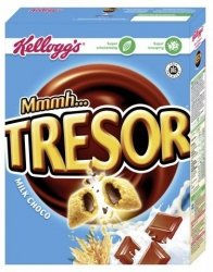 Kellogg's Tresor Poduszeczki Milk Choko Do Mleka 600g