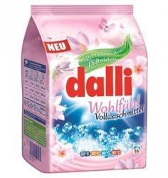 Dalli Kwiatowy Niemiecki proszek prania Białego 16