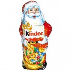 Ferrero Kinder Czekoladowy Mikołaj Święta 55g