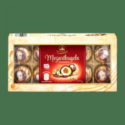 REICHSGRAF Kule Mozart Marcepan Pistacje Migdał 10szt
