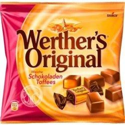 Werther's Original Czekoladowe Toffi Z Karmelem 180g DE