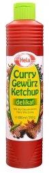 Hela Curry Ketchup Delikat do Grilla Weganski