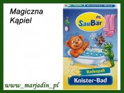 SauBar Pękająca Strzelająca Magiczna kąpiel dla dziecka