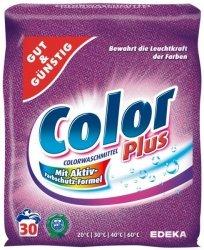 G Niemiecki proszek do prania Color 30-60p