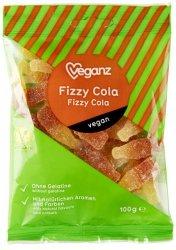 Veganz Żelki Kwaśne Fizzy Cola Wegan B/Żelatyny NEW