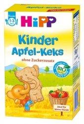 Hipp Bio Biszkopciki Kinder Keks Jabłko 1r 150g