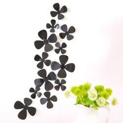 4 LISTNA KONICZYNA Kwiaty 3D ŚCIANĘ PVC DUŻE 12 MONTAŻ