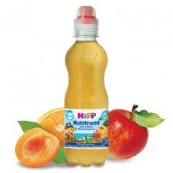 Hipp Bio Sok Wieloowocowy Woda Mineralna 0,3L 1r
