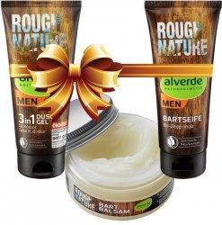 Alverde Zestaw Naturalnych Kosmetyków do Brody Prezent