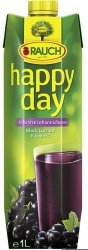 Rauch Happy Day Czarna Porzeczka Naturalny Sok Niemcy