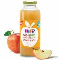 Hipp Bio Sok 100% Delikatne Jabłko Witamina C 4m 200ml