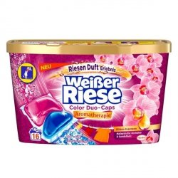 Weisser Riese kapsułki do prania Aromaterapia Koloru 16