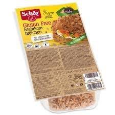 Schar Wieloznożowe Bułki 4x53g Bez Glutenu