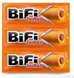 BiFi Hot-Dog Z Kabanosem 3szt Niemcy