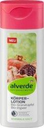 Alverde Naturalny BIO Balsam Granat Imbir