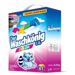 Waschkonig Proszek do prania ubrań kolorowych 5 kg