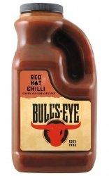 Bull's Eye Red Hot Chilli Oryginalny Sos Amerykański BBQ 2l