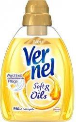 Vernel Oils płyn do płukania olejki Piżmo Wanilia
