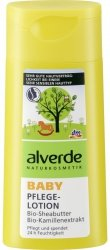 Alverde naturalny balsam lotion dla niemowląt/dzieci