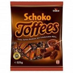Storck Schoko Toffi Cukierki W Ciemnej Czekoladzie