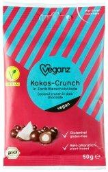 Veganz BIO Kokos W Ciemnej Czekoladzie Wegan