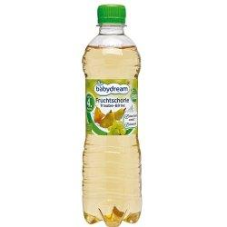 Babydream Bio Sok Winogron Gruszka Woda Mineralna 4m 500ml