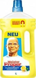 m-din Proper Płyn do mycia podłóg Cytrynowy 1 L