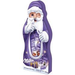 Milka Wigilijne Mini Czekoladki 22 szt Święta Mikołaj