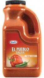 Kraft Bull's Eye El Pueblo Salsa Sauce Oryginalny Sos Amerykański 2l