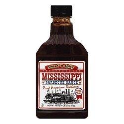 Mississippi BBQ Ostro-Słodki Amerykański Sos