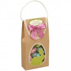 Lindt Nature Wielkanocne Jajeczka Pralinki 3 rodzaje 150g