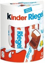 Ferrero Kinder Czekolada Białko i Wapń 210g