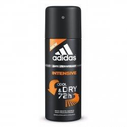 Adidas Men Intensive Cool Dry dezodorant w sprayu 72H