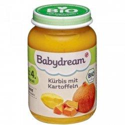BabyDream Bio Warzywa Dynia Ziemniaki 4m 190g