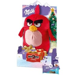 Milka Wigilijny Mix Słodyczy Angry Birds Terence