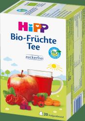 Hipp Bio Herbata Herbatka Owocowa 20 porcji 4m