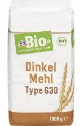 BIO Ekologiczna Mąka Orkiszowa Typ 630 1 kg
