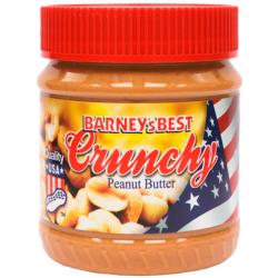 Barneys Best Crunchy Krem masło orzechowe z USA