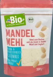 BIO Ekologiczna Bezglutenowa Mąka Migdałowa