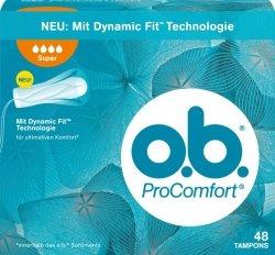 OB Pro Comfot Super 48 szt Tampony Niemieckie