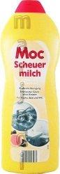 Moc Niemieckie Mleczko do czyszcenia Cytrynowe 750