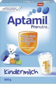 Aptamil Pronutra Kindermilch 1+ mleko od 1 r 600g