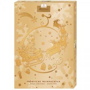 Niederegger Kalendarz Adwentowy Nugat Gold Przysmaki