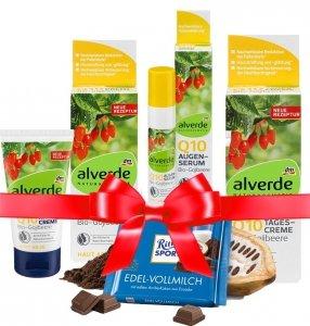 Alverde Zestaw Naturalnych Kosmetyków 30+ Choinkę