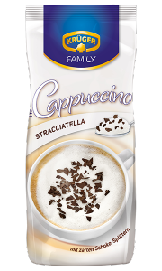 Kruger Cappuccino Stracciatella z czekoladą 500g
