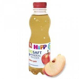 Hipp Bio Sok Jabłkowy z Wodą Mineralną 4m 500ml