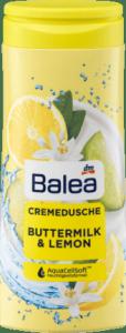 Balea Buttermilk Lemon żel pod prysznic Maślanka z Limonka 300ml